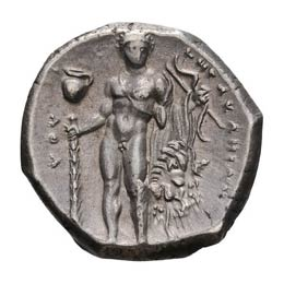c. 330-325 BC. Stater, 8.00g (6h). ...
