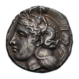 c 380-360 BC. Distater, 15.90g ...