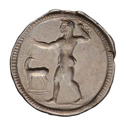 c. 525-500 BC. Stater, 7.97g ...