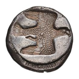 c. 490-480 BC. Stater, 7.74g (9h). ...