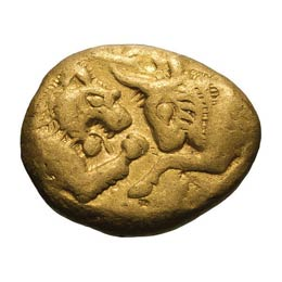 587/583-547 or 546 BC. Heavy Gold ...