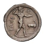 c. 525-500 BC. Stater, ...